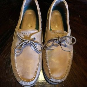 Men's 13W Sperry Top siders